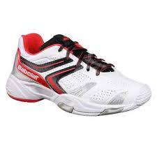 Pantofi tenis copii Babolat Drive 3 Jr - alb/roz