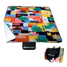 Patura picnic termoizolanta, 130x170cm, Toddler, Spokey