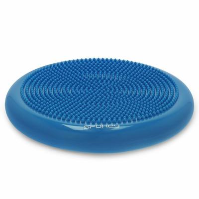 Perna masaj si echilibru gonflabila, albastru, Fit Seat