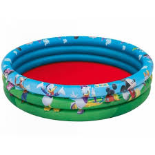 Piscina gonflabila pentru copii, 122x25cm, Donald, Bestway