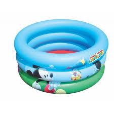 Piscina gonflabila pentru copii, 152x30cm, Mickey Mouse, Bestway