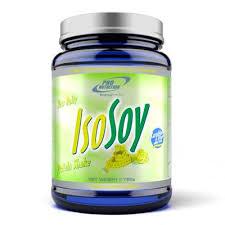 Proteina vegetala pura completa Iso Soy, 750g, vanilie, Pro Nutrition