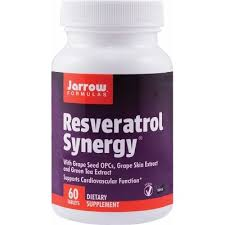 Resveratrol Synergy, 60 tablete,  Jarrow Formulas