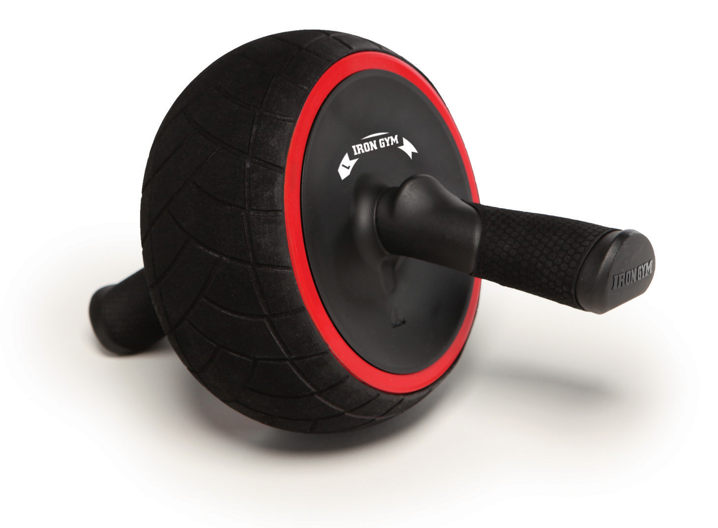 Roata abdomen Speed ABS cu sistem de retractare, IronGym