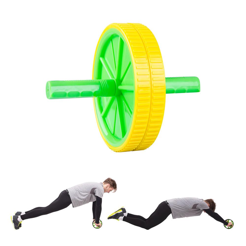 Roata dubla pentru exercitii abdomen AR150