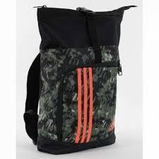 Rucsac echipament sportiv, Training Military Camuflaj, marime S, Adidas