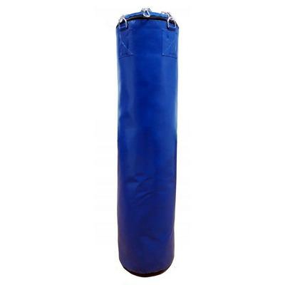 Sac de box 120x35cm, polyplan, albastru