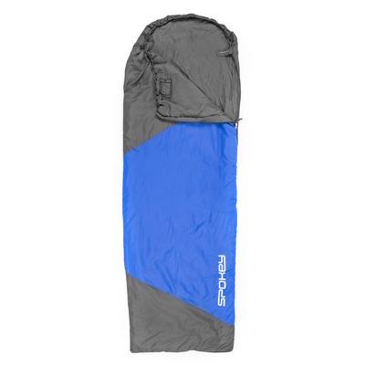 Sac de dormit pentru vara, 7-29 grade, gri-albastru, ULTRALIGHT 600 II spokey