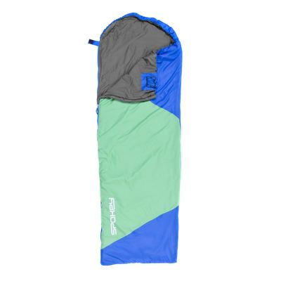 Sac de dormit pentru vara, 7-29 grade, verde-albastru, ULTRALIGHT 600 II spokey