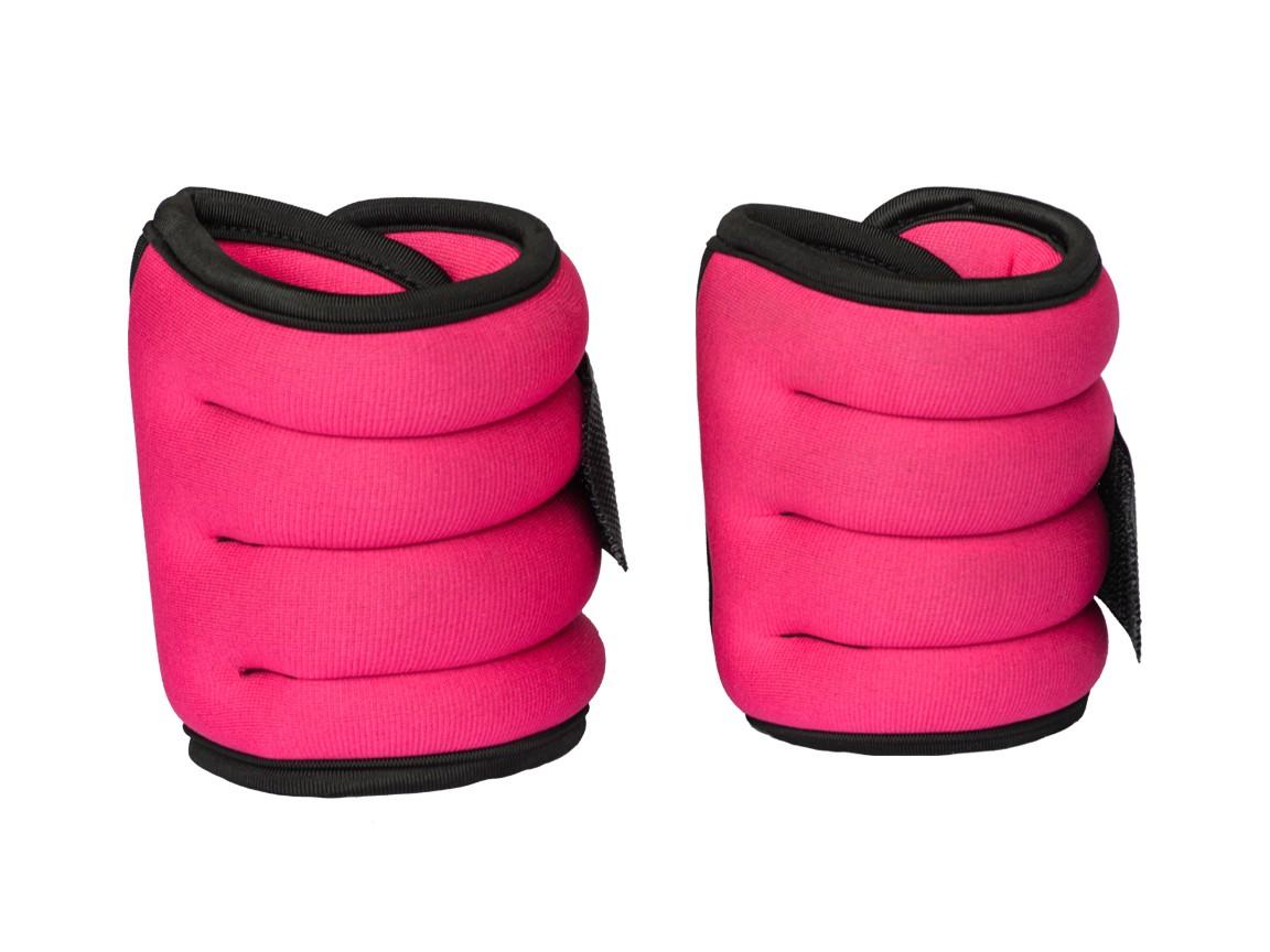 Saculeti nisip pentru aerobic, 2x0.5kg, SportMann