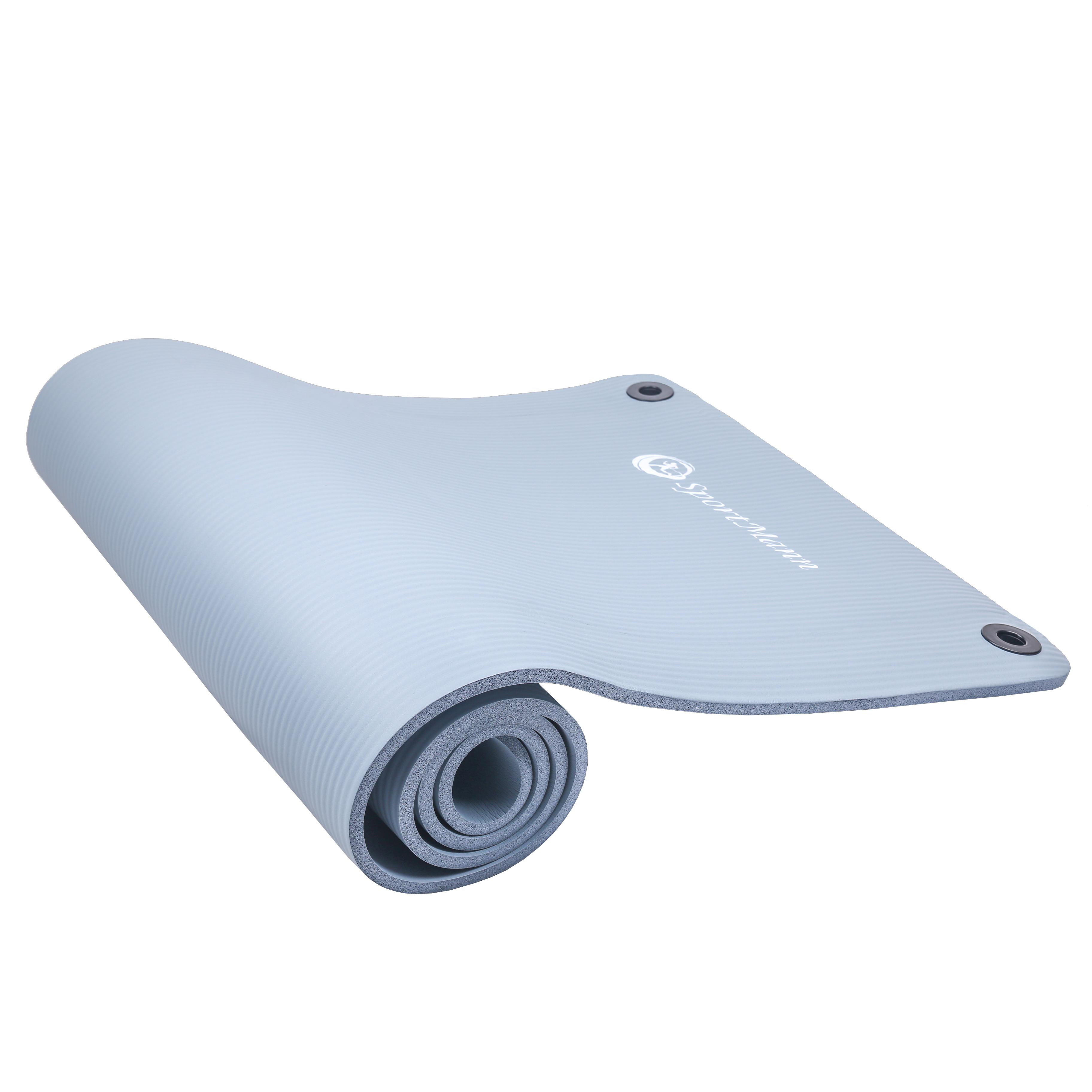 Saltea exercitii fitness Profi, 180x60x1.5cm, rosu, Sportmann