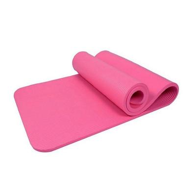 Saltea fitness si aerobic, spuma, F27A, 180x60x1cm, roz