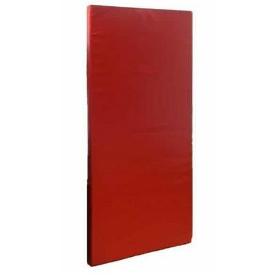 Saltea gimnastica din PVC 200x100x5cm, rosu