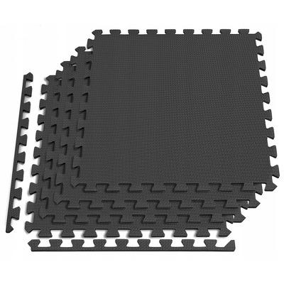 Saltea puzzle pentru protectia podelei, 60x60x1.2cm