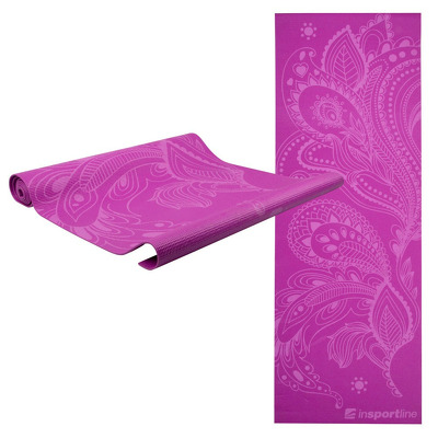 Saltea yoga 172 x 61 x 3mm, Spirit, mov