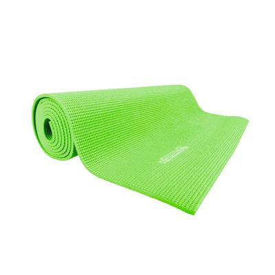 Saltea yoga, 173x60x0.5cm, verde