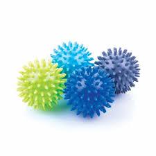 Set 4 mingi pentru masaj, Spokey