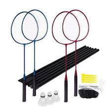 Set badminton pentru 4 persoane, Fun Start, Spokey