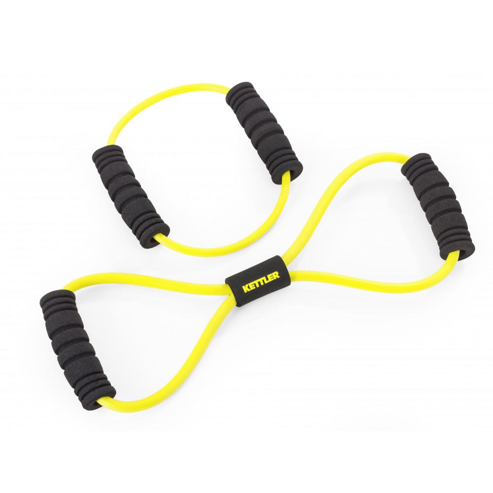 Set extensoare fitness, 2 bucati, galben, Kettler