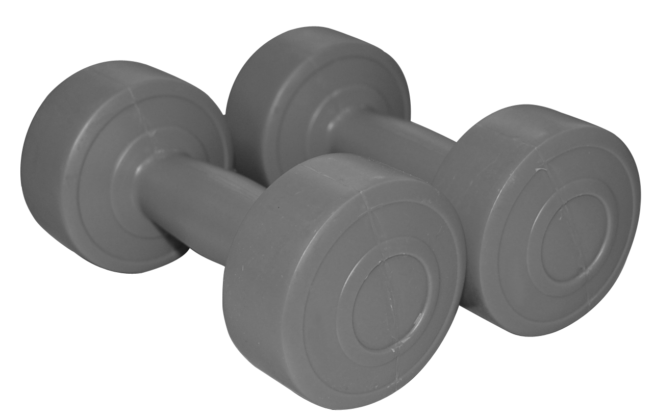 Set gantere aerobic 2x2 kg, Sveltus