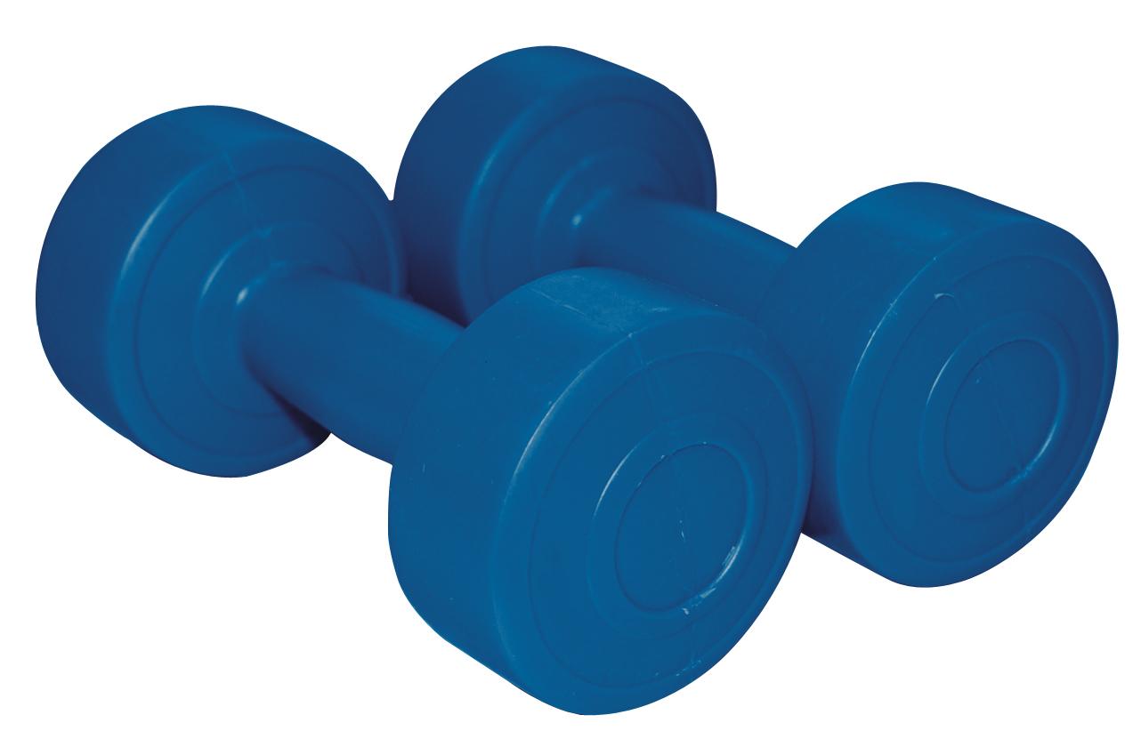 Set gantere aerobic 2x4 kg, Sveltus