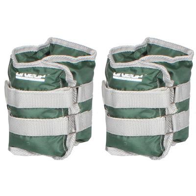 Set saculeti cu nisip pentru fitness, 2x2kg