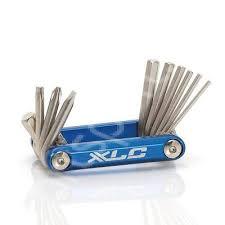 Cheie bicicleta multifunctionala cu 10 de functii XLC