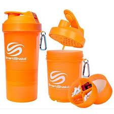 Shaker - Portocaliu Neon, SmartShake