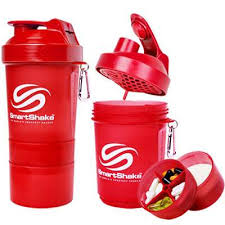 Shaker - Rosu Neon, SmartShake
