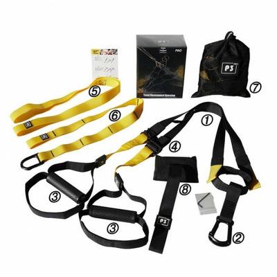 Sistem antrenament cu corzi de suspensie, multitrainer, PRO3