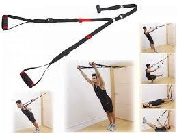 Sistem antrenament cu corzi Multitrainer Door Gym