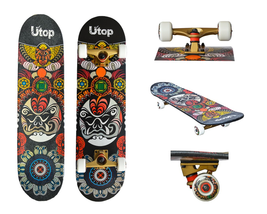 Skateboard MASK