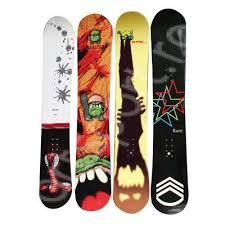 Snowboard Worker Freestyle 155 cm