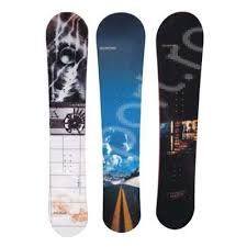 Snowboard Worker Freestyle 120 - 137 cm