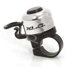 Sonerie bicicleta XLC MiniBell - argintiu
