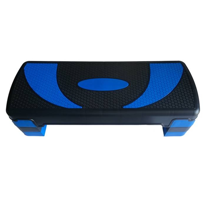 Stepper fitness reglabil, 3 nivele, negru