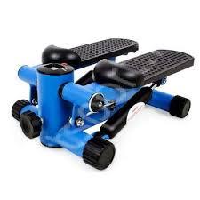 Stepper aerobic pentru acasa Sapphire - albastru