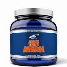 Stimulator foarte puternic pentru cresterea fortei si a masei musculara Cre Anabol, 250 g, Pro Nutrition