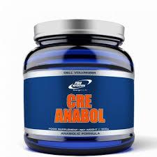 Stimulator foarte puternic pentru cresterea fortei si a masei musculara Cre Anabol, 500 g, Pro Nutrition