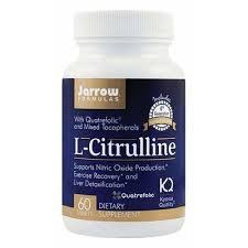 Stimulent nutrtiv L-Citrulina, 60 capsule, Jarrow Formulas