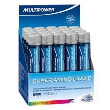 Super Amino lichid, 20 fiole x 25ml, Multipower