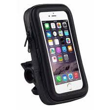 Suport telefon pentru bicicleta cu prindere pe ghidon