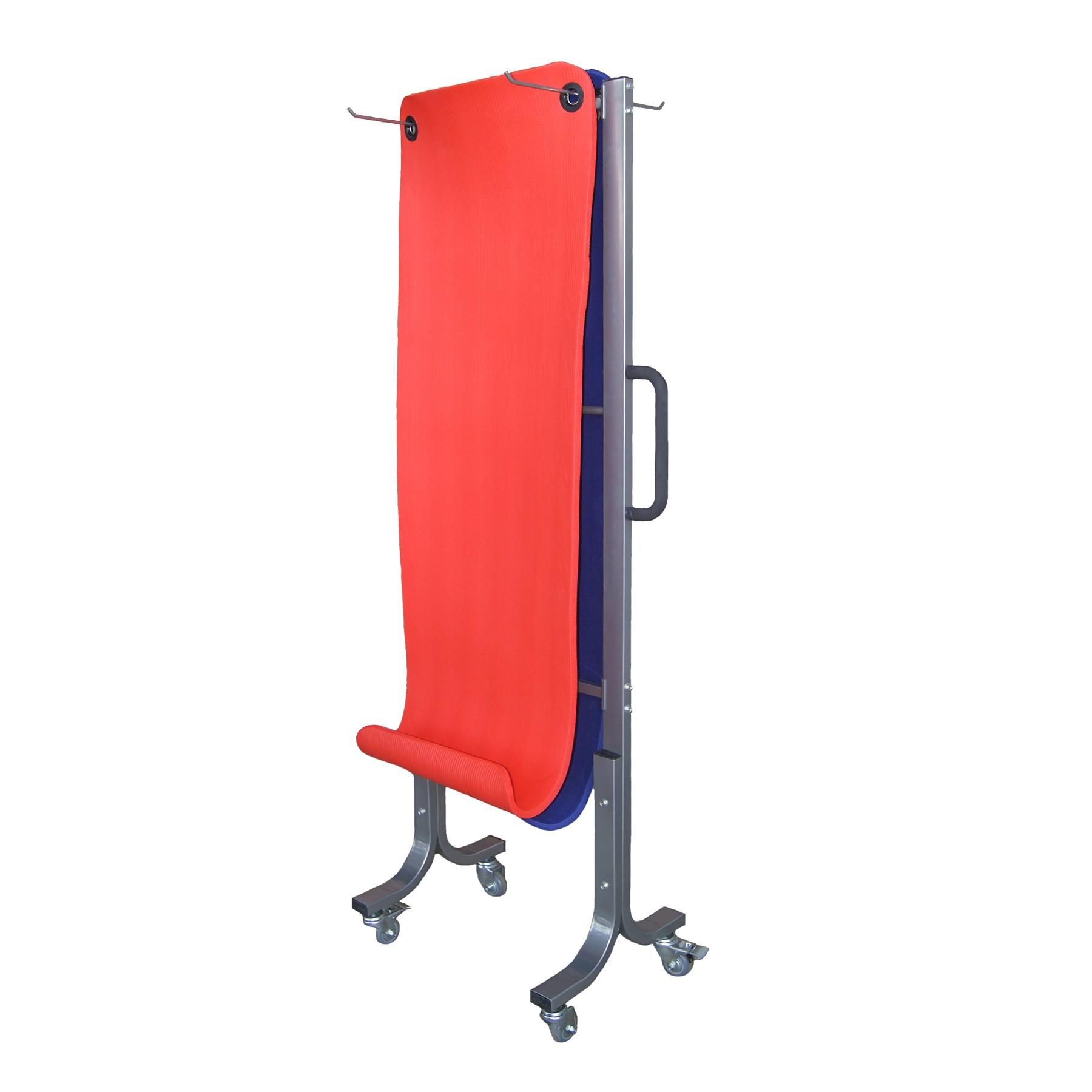 Suport vertical pentru saltele aerobic