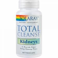 Total Cleanse Kidneys, 60 capsule, Solaray