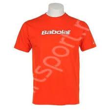 Tricou sport barbati Babolat Training - portocaliu