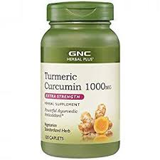 Turmeric Curcumin Herbal Plus 1000mg (60tb)