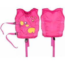 Vesta de salvare pentru copii, roz, Bestway