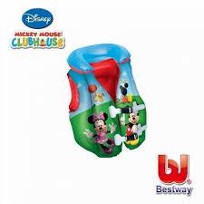 Vesta salvare pentru copii Minnie&Mickey, Bestway